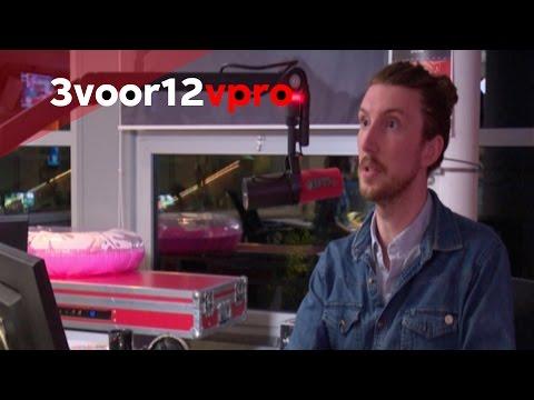 Interview met Aidan Knight live bij 3voor12 Radio