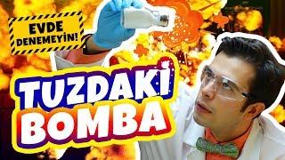 Tuzdaki Bomba