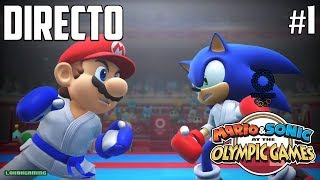 Vídeo Mario & Sonic at the Olympic Games Tokyo 2020
