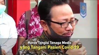 Tangis Haru Wakil Walikota Jogja, Covid-19 Adalah Momentum Kebersamaan