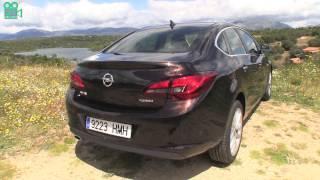Prueba Opel Astra Sedán 1.4 140 CV