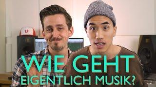 Hacking Andrew Huang   Wie geht eigentlich Musik? (in English)