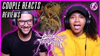 """COUPLE REACTS - Cattle Decapitation """"One Day Closer To The End Of The World"""" - REACTION / REVIEW"""