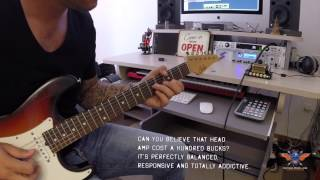 Hotone Mojo Diamond Nano Legacy by Guitars Rebellion
