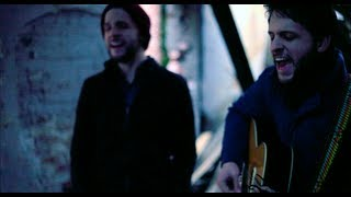 Simon & Garfunkel - A Poem On The Underground Wall | COVER by Flying Colours