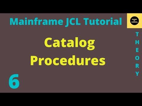 MAINFRAME JCL TUTORIAL 6