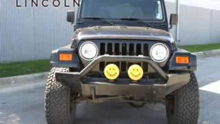 Used 2001 Jeep Wrangler Granger Iowa