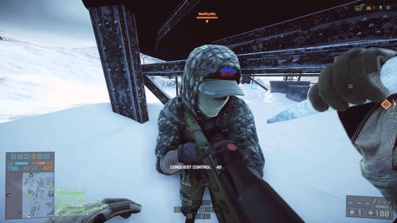 glitch does battlefield 4 icicle knife animations youtube