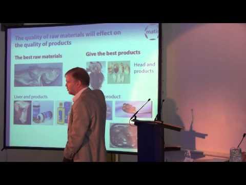 Fish waste for profit Conference, Sigurjon Arason, Chief Engineer, MATIS, Keynote speaker