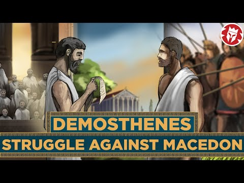 Demosthenes: Greatest Enemy Of Philip Of Macedon