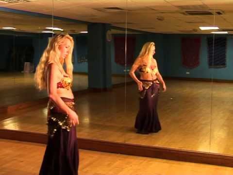 3 Ways to Belly Dance - wikiHow