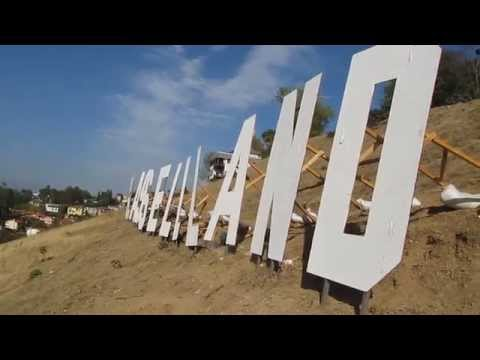 Glassellland Sign -  Glassell Park, Los Angeles, CA