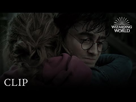 Harry Says Goodbye to Ron and Hermione | Harry Potter and The Deathly Hallows Pt. 2