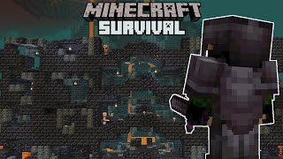 Exploring the New Nether Update! - Minecraft 1.16 Survival #20