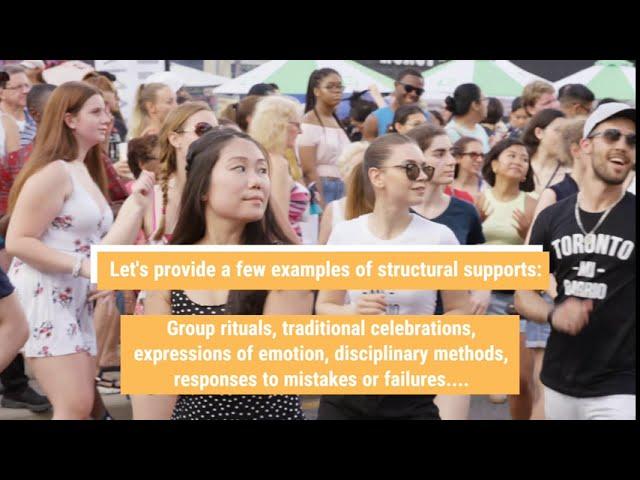 Culture and Cultural Perpetuators
