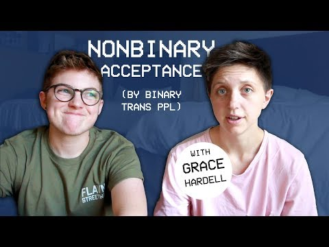 Are Nonbinary People Trans Enough? w/ Grace Hardell