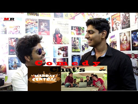 Madras Central Special - Comedy Chat's | Ep #3 | Mohammed Ra