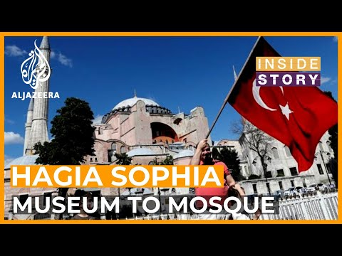 Hagia Sophia: A matter of sovereignty or political narrow-mindedness? | Inside Story