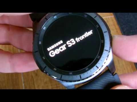 Analizamos mi Samsung Gear S3 Frontier
