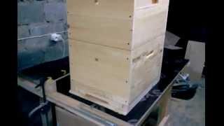 как сделать улик для пчел