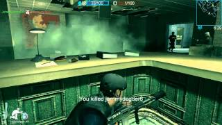 Quantum of Solace PC Multiplayer Chemical Plant