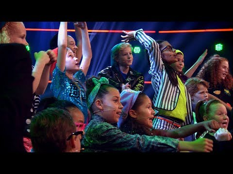 Hier word ik gelukkig van - Live in in Concert - Kinderen voor Kinderen