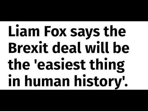 James O'Brien vs Brextremist liars', lying, lies