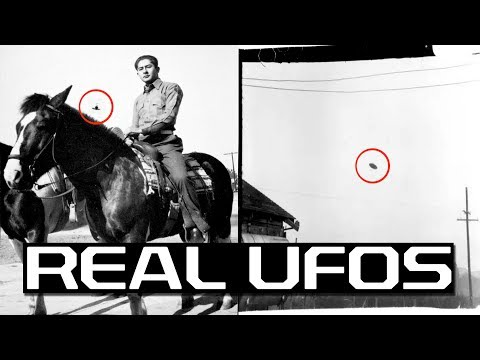 5 Real UFO Sightings Throughout History