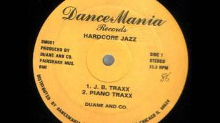 Duane And Co - [A1] J. B. Traxx