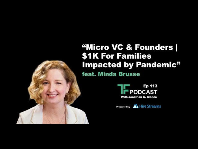 """Micro VC & Founders 