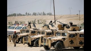 أخبار عربية | القوات العراقية على مسافة قريبة من #جامع_النوري