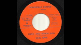 Earl Epps - Long And Warm Ago
