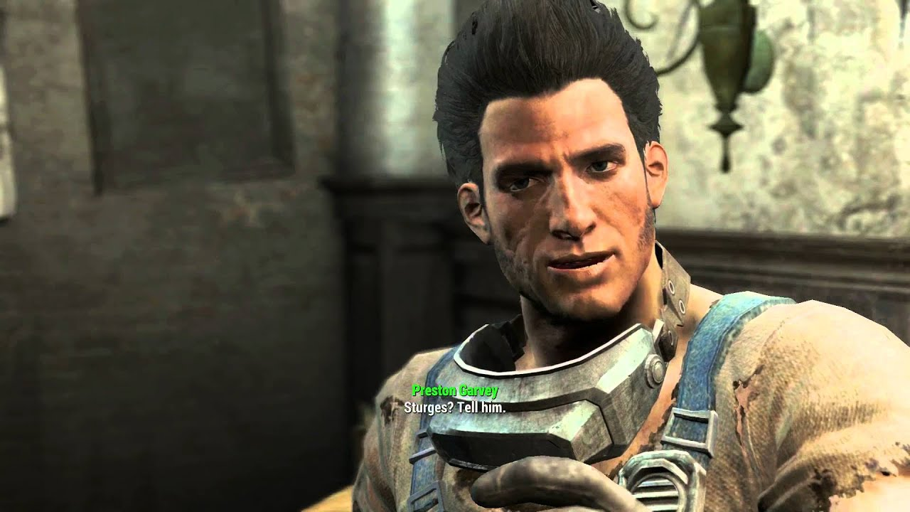 Fallout 4 sturges