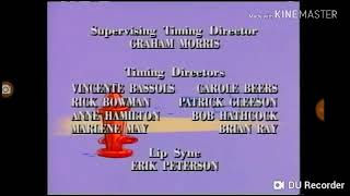 Beethoven the Animated Series Credits with Inspector Gadget