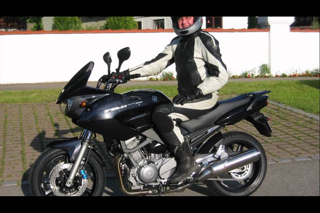 Yamaha TDM 900 Review 2012 - YouTube