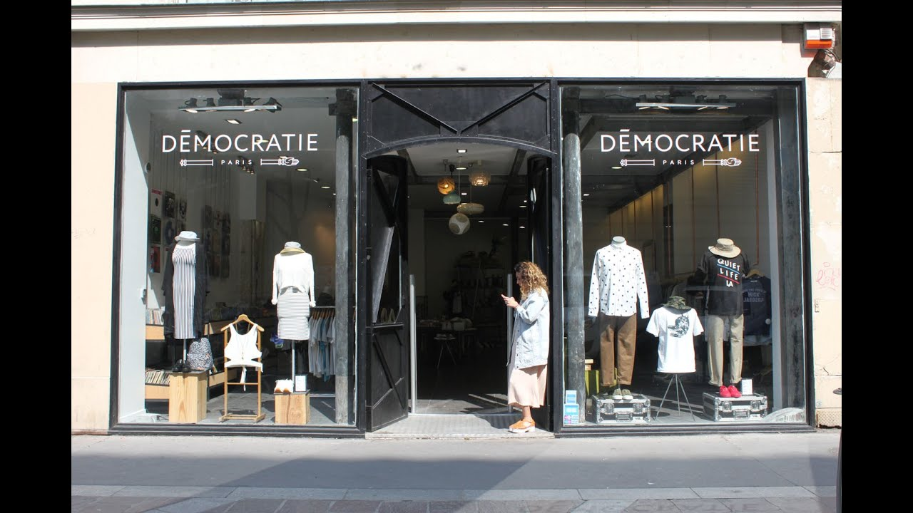 democratie paris