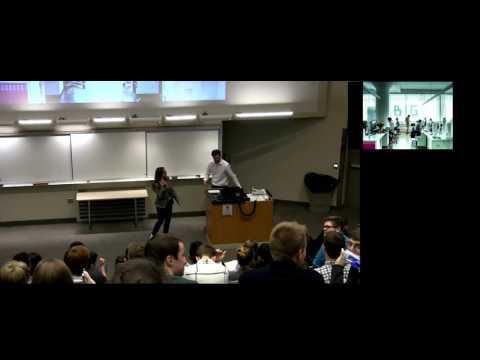 ISU Architecture Lecture Series: Kai-Uwe Bergman, BIG