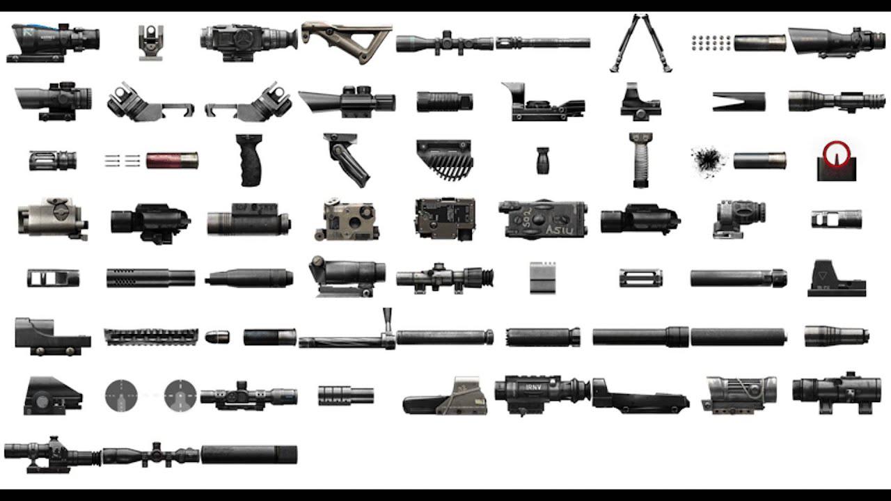 Battlefield 4 Imagenes Con Todas Las Armas Vehiculos