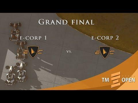 TMOpen | E-Corp 1 vs. E-Corp 2 | Grand-Final