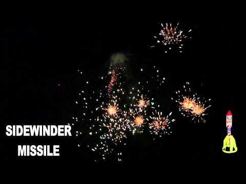 Sidewinder Missile