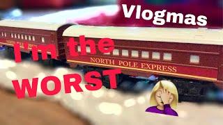 Vlogmas -  I'm the  W O R S T