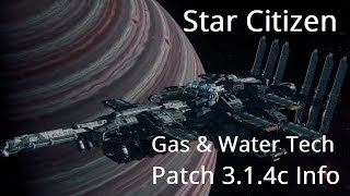 Star Citizen | Planetary Tech Info & 3.1.4c Improvements