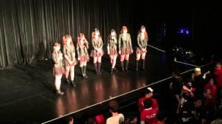 アイドル諜報機関LEVEL7 べりーな卒業ライブpart2 2015年4月26日@新宿Re...