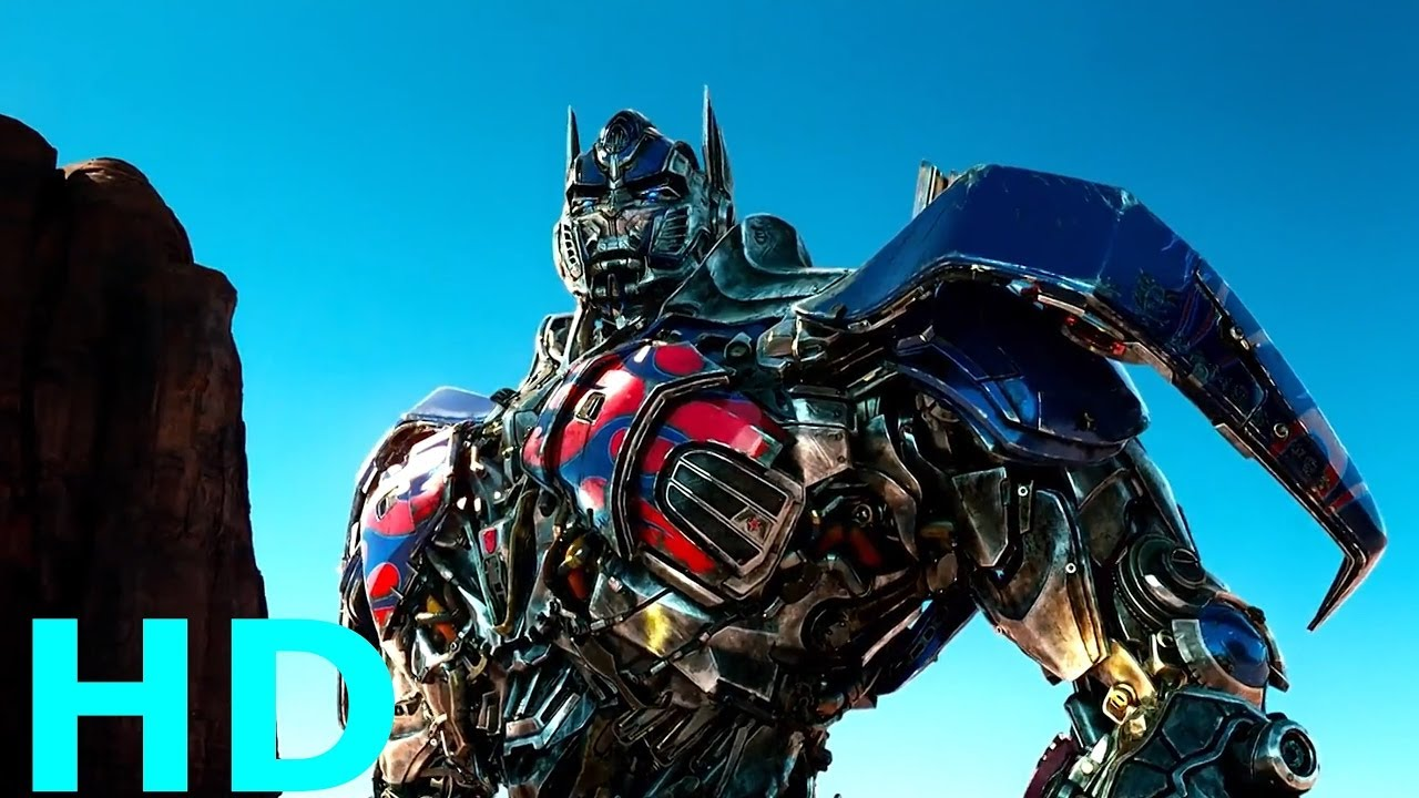 autobots reunite scene - transformers: age of extinction-(2014