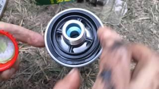 замена моторное масло и масленый фильтр на volkswagen-tiguan(, 2015-10-20T20:26:22.000Z)
