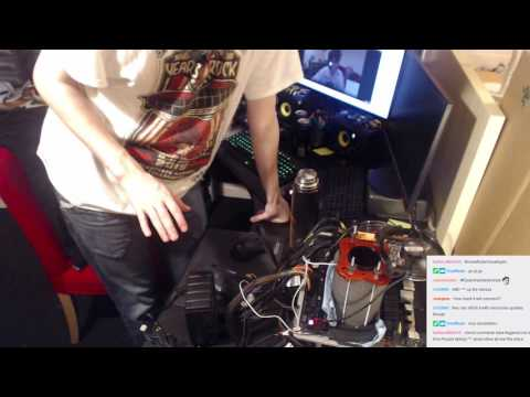 Overclocking Livestream 30: FX 9590 + Fury X on LN2 for HWbot DIV IV