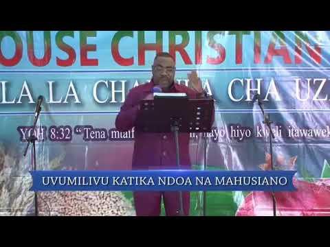 Download Mwl. Peter mitimingi- Upendo katika ndoa (Part 1)