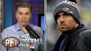 Baltimore Ravens trade Joe Flacco to Denver Broncos | Pro Football Talk | NBC Sports