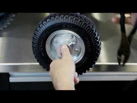 Training Wheels Install