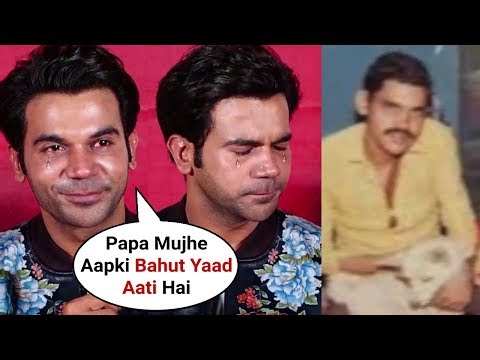 Rajkummar Rao Gets Emotional On Remembering His Late Father At Made In China Trailer Launch Mp3